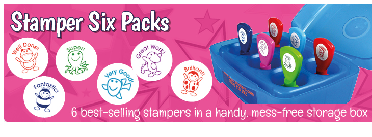 Stampers - Six Pack