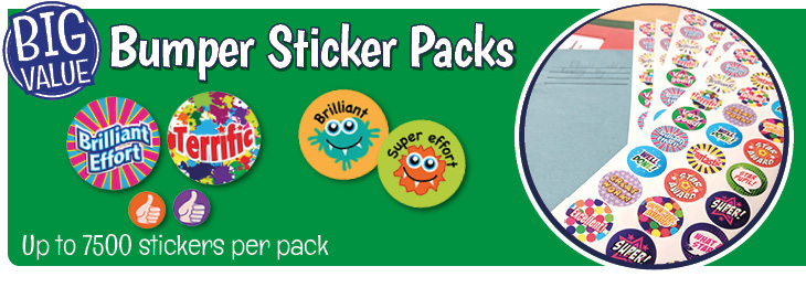 Stickers - Bumper Pack